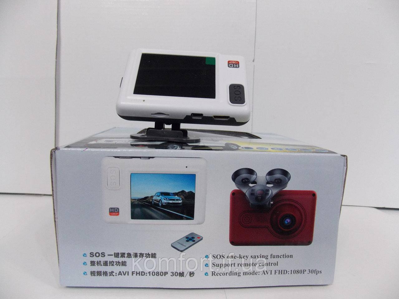 Автомобільний відеореєстратор DVR HD128