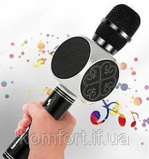 Бездротової Bluetooth мікрофон для караоке YS-63, фото 2
