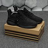 Adidas Alphabounce Instinct Black (Черные), фото 6