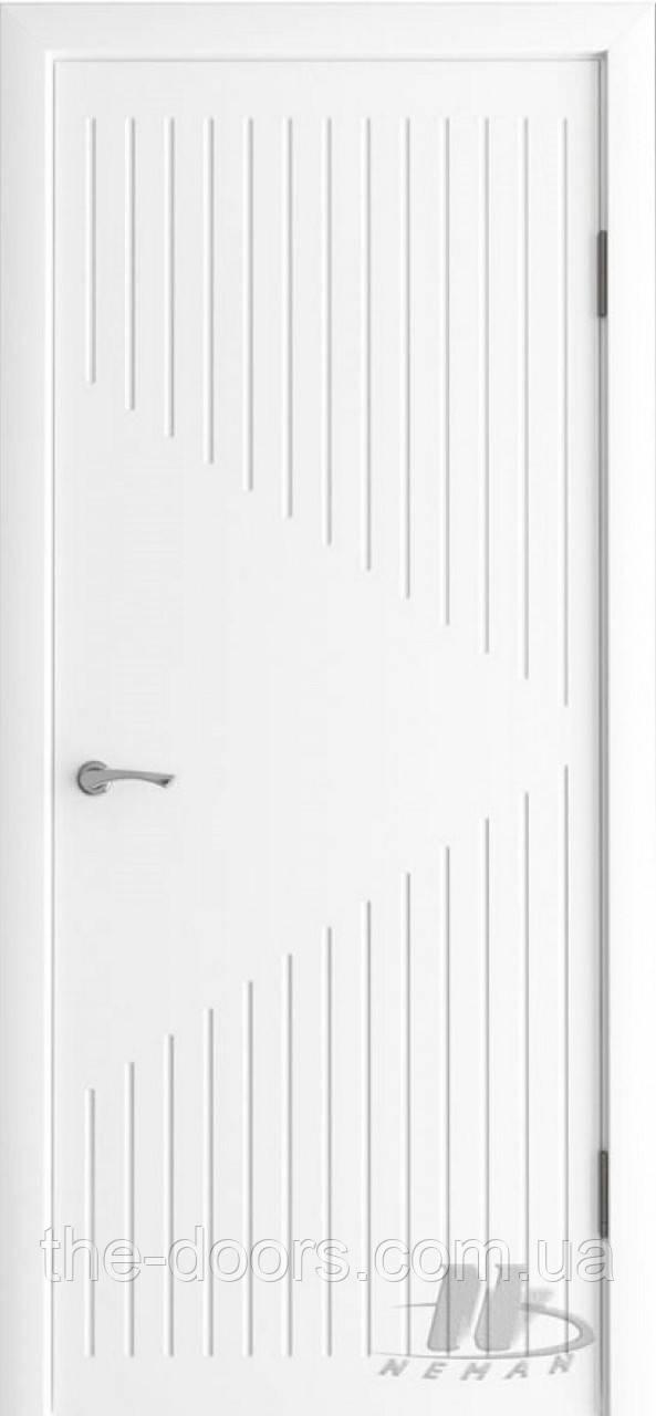 Двери межкомнатные Неман Модена глухие