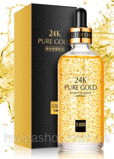 Эссенция Senana 24k pure gold 50мл