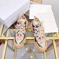 Реплика женские кроссовки Dior D-Connect