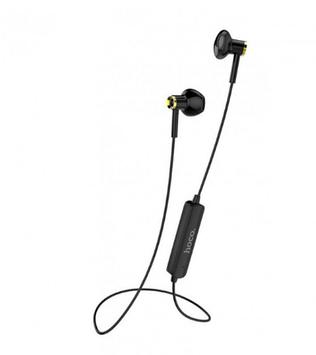 Вставні Навушники HOCO ES21 (гарнітура) black+мікрофон