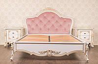 Спальня Барокко из дерева в наличии и на заказ