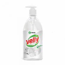 """Средство для мытья посуды """"Velly"""" Neutral"""" 1л Grass"""