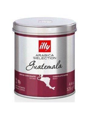 Кава мелена ILLY GVATEMALA MONOARABICA ж/б 125г