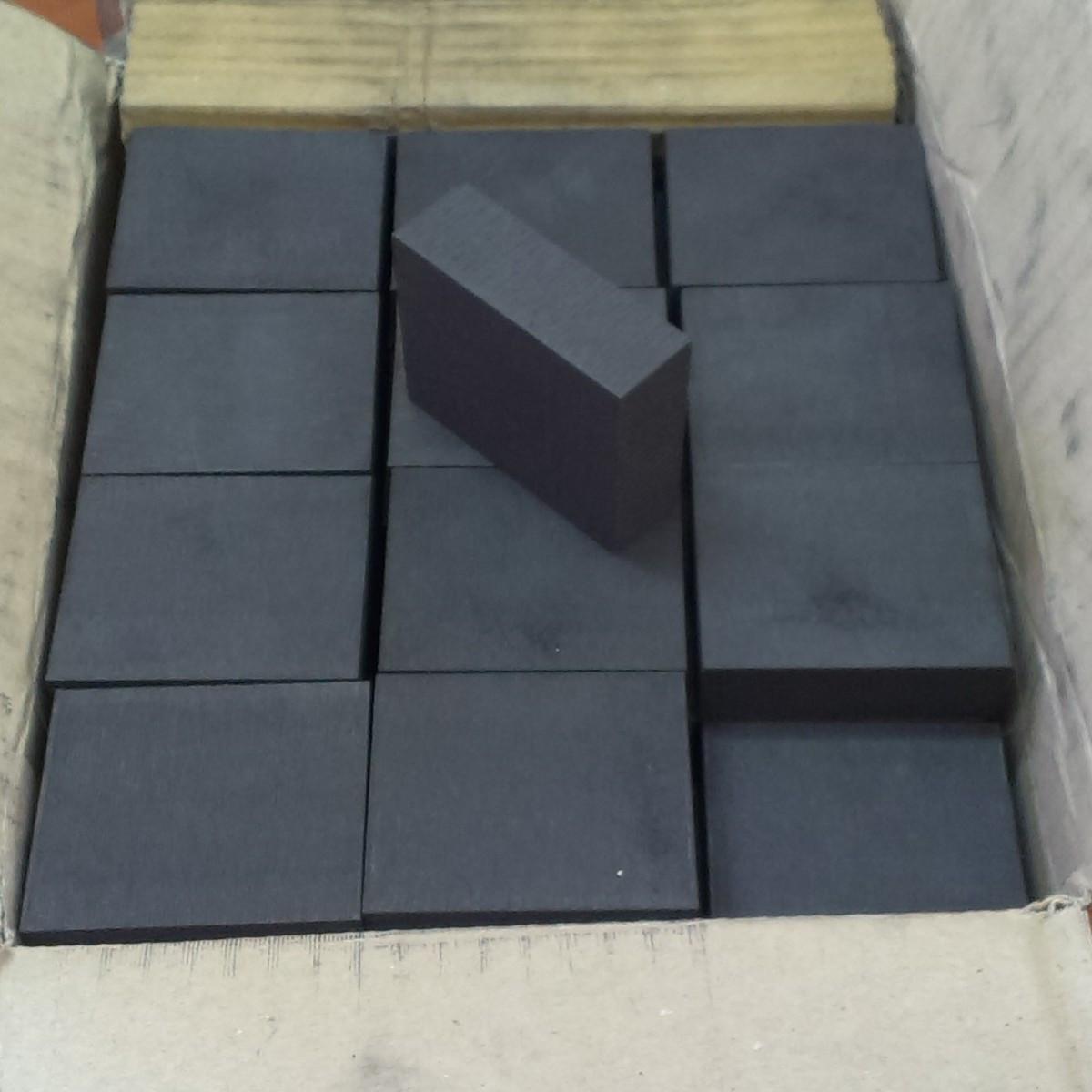 Графитовые блоки, заготовки, пластины