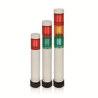 Сигнальна світлова колона три кольори ф25 STE025-D51-3N
