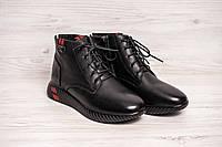 Ботинки женские на шнуровке 8961 24pfm Р.37.41.