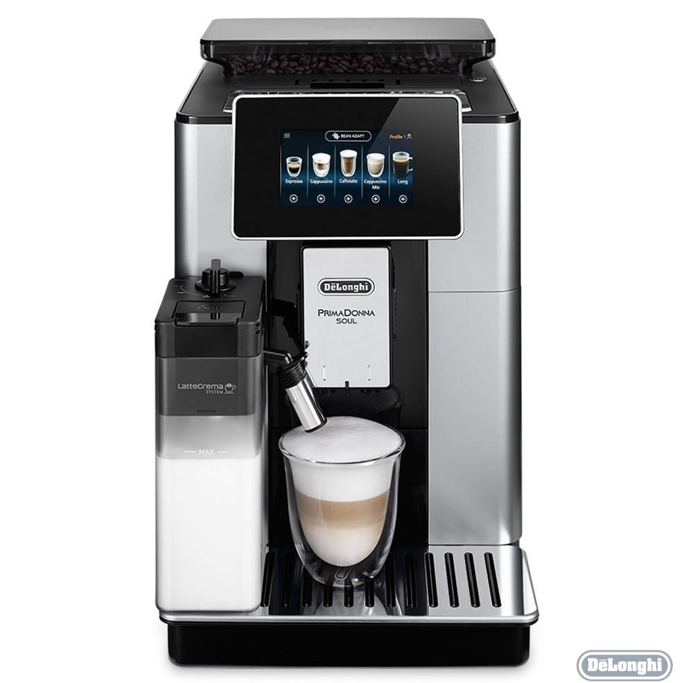 Кофемашина Delonghi ECAM610.55.SB