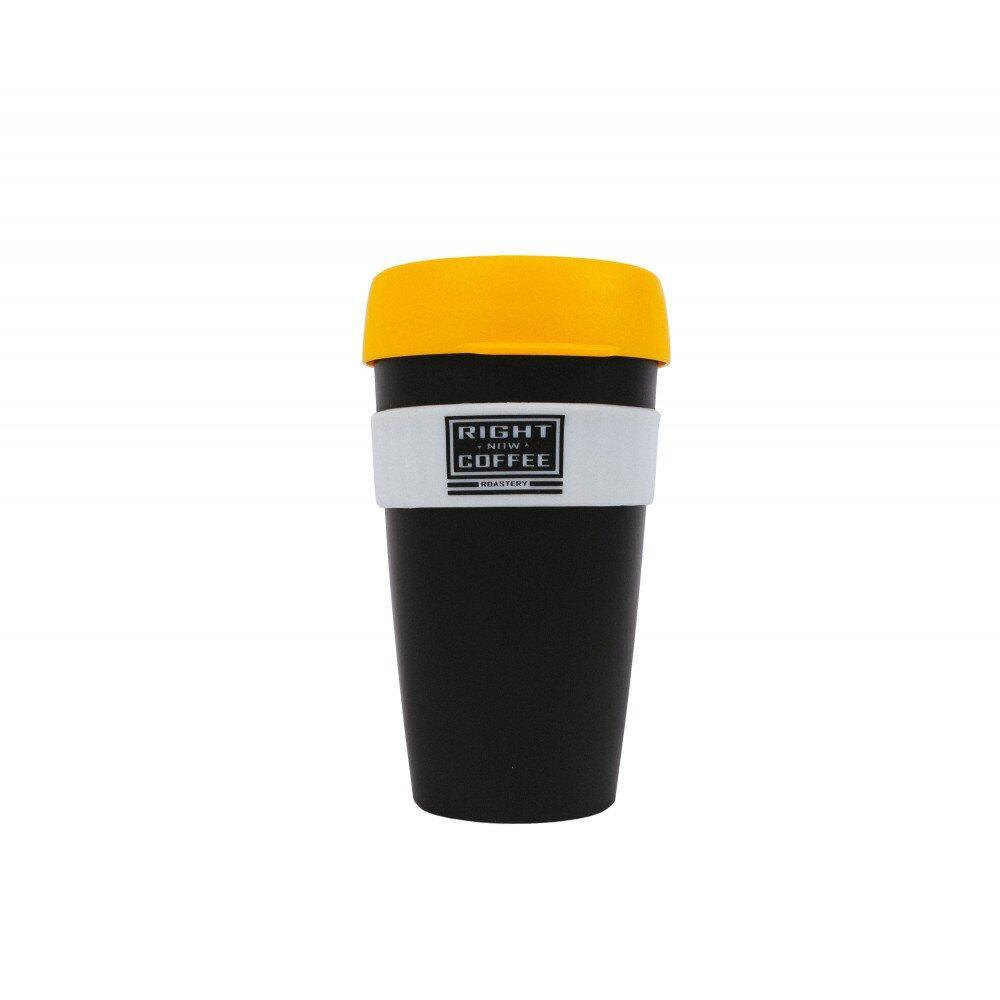 Чашка KeepCup Large RN BLACK Coffee 454мл