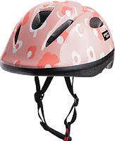 Велосипедный детский шлем Green Cycle MIA 48-52 Розовый