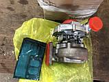 Турбокомпресор (турбіна) К27-61-10 (двигун Д-260 траткор Т-150\ХТЗ), фото 2