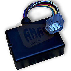704/21600 Блок управления крабовым ходом на JCB 3CX, 4CX