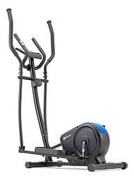 Орбитрек магнитный HS-2050C Cosmo синий шаг 30 см для дома и спортзала с нагрузкой до 100 кг