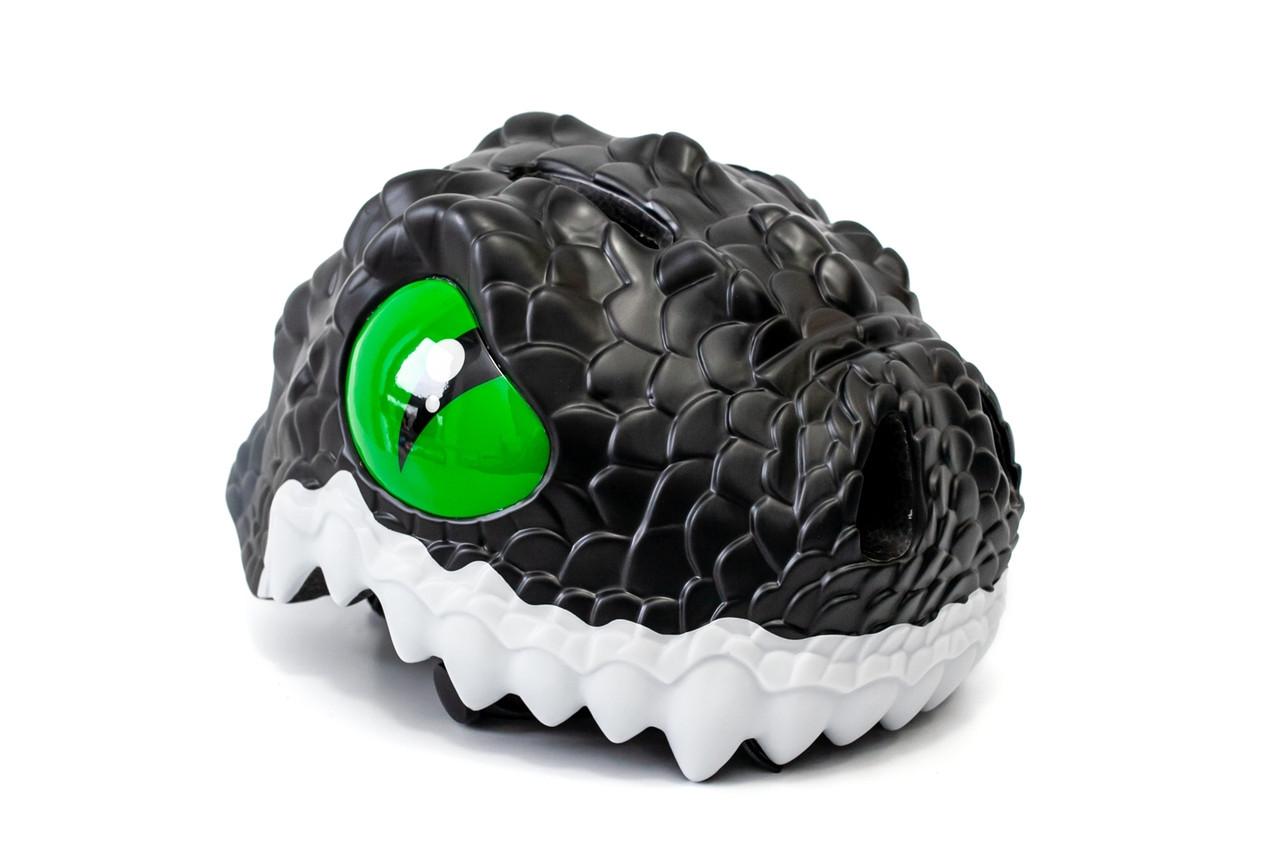 Шлем детский Дракон с фонариком
