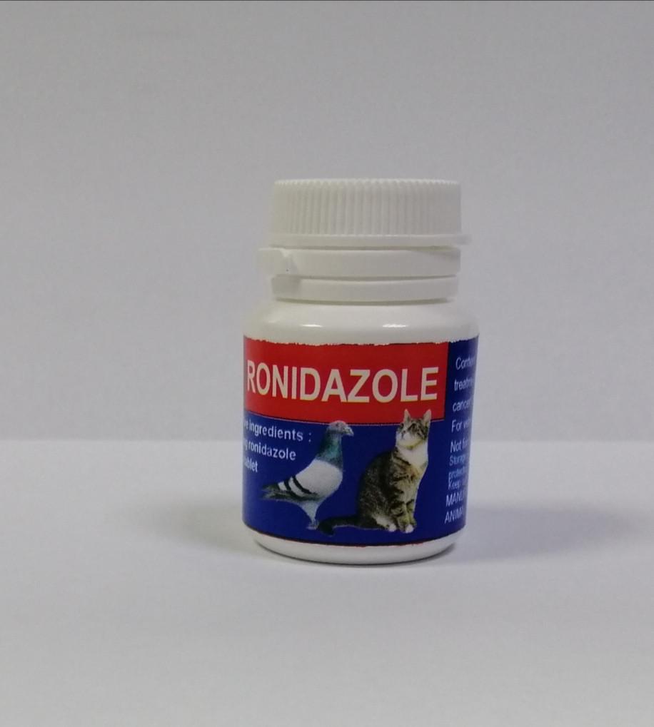 RONIDAZOLE (Ронидазол) 30мг-100 таблеток
