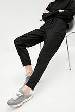 Женские брюки чиносы на резинке
