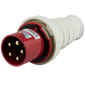 Вилка силова переносна ENERGIO 035(3P+PE+N) 63A 380В IP67