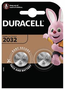 Батарейка DURACELL DL2032 DSN (2шт/блистер)