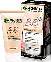 Garnier Skin Naturals крем увлажняющий с тонирующий эффектом для нормальной кожи 50мл