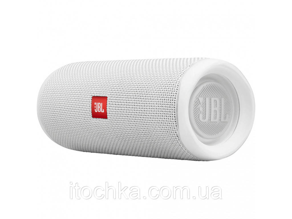 Акустична система JBL Flip 5 White (JBLFLIP5WHT)