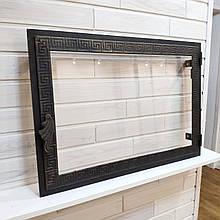 Большая дверца для камина Hetta Mia 485*695мм