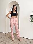 Стильні штани жіночі на високій посадці, фото 3
