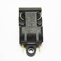 Термостат (кнопка) для чайника JS-011 (16А, 250V), фото 2