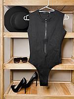 Модное боди женское без рукавов