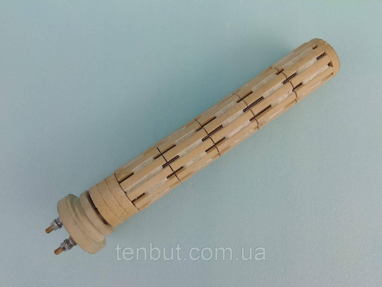 Тэн сухой СТЕАТИТОВЫЙ керамический 1.5 квт. / 230 В. / 290 мм. для бойлеров Thermex Ferroli Atlantic Пр. OASIS