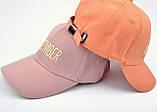 Стильная летняя кепка бейсболка на 5-8 лет, фото 3