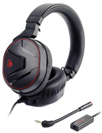 Наушники A4tech G600i Bloody Black