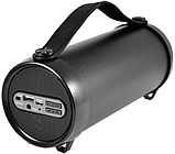 Портативная Bluetooth колонка Cigii RX33D Speaker Black, фото 2