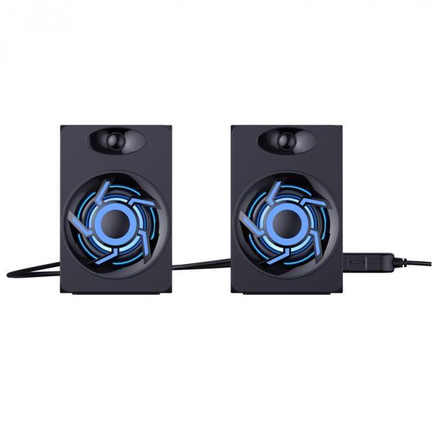 Акустическая система HAVIT HV-SK706 (6 Вт) Black
