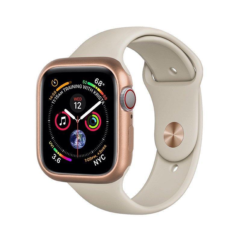 Магнітний чохол Coteetci золотий для Apple Watch 4/5/6/SE 40mm