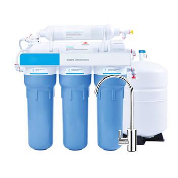 Краны и фильтры для воды