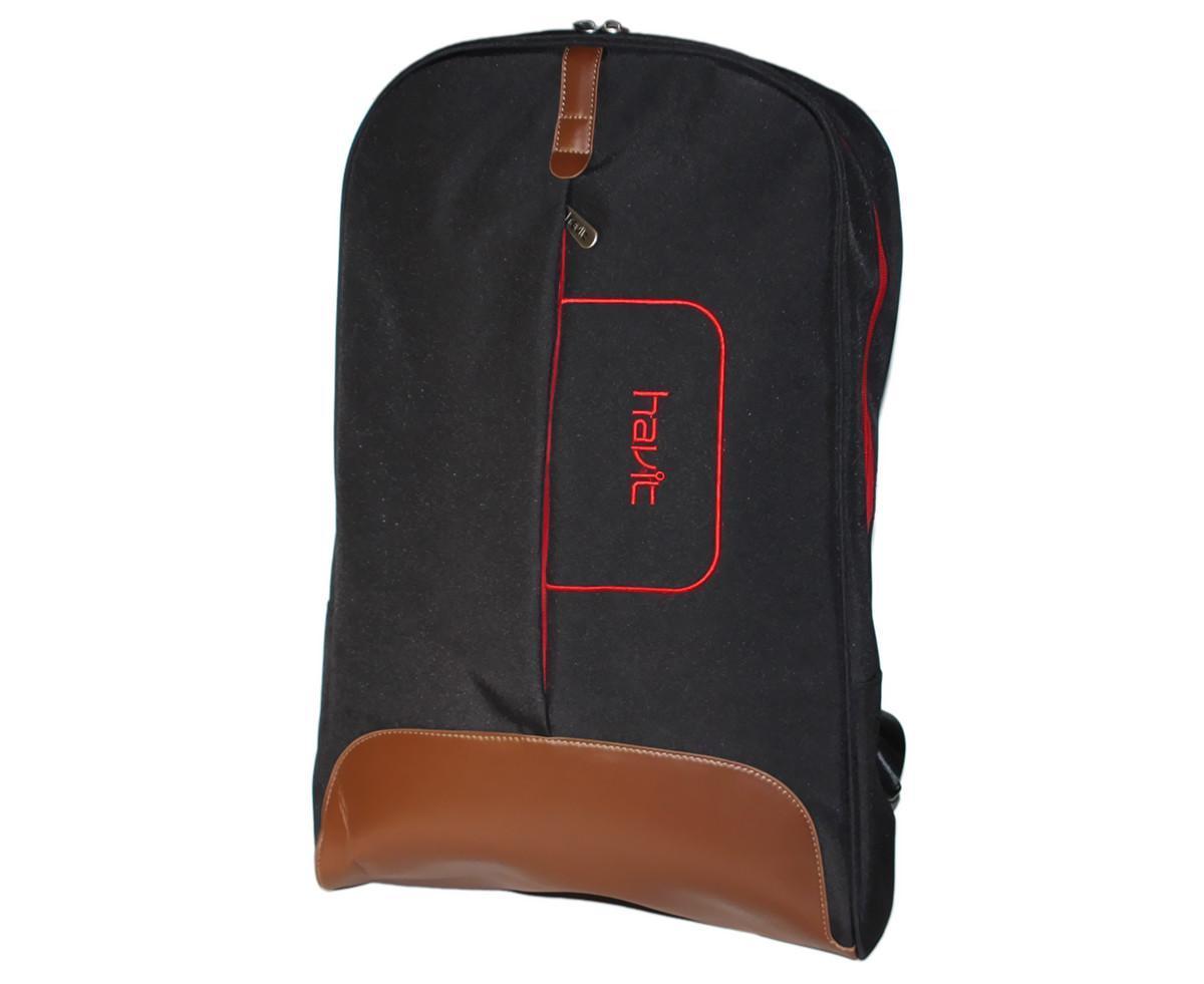 """Рюкзак для ноутбука HAVIT HV-5005 15,6"""" Black/Brown"""