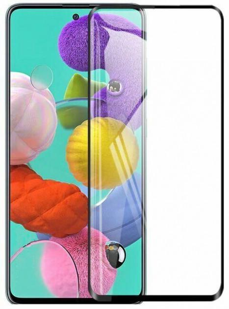 Захисне скло Optima 5D for Samsung Galaxy A51 Black