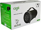 Портативная Bluetooth колонка Cigii S22E Speaker Black, фото 4