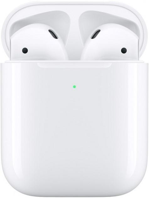 Навушники Apple AirPods (MMEF2ZE/A) (1-е покоління)