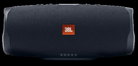 Портативная акустика JBL Charge 4 Waterproof Black (JBLCHARGE4IWTPFBLKEU)