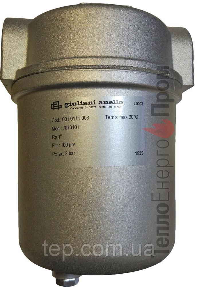 """Фільтр для мазутного пальника, 3/4"""", 1700 л/ч. 300мкм"""