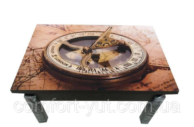 Стіл Престиж венге 200(+40+40)*100 обідній розкладний дерев'яний