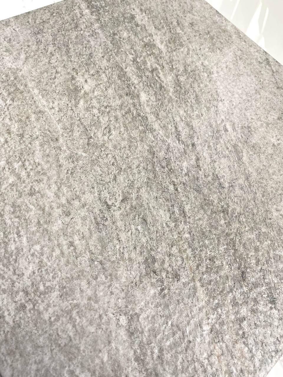 Плитка для підлоги ROCKY 400х400 сіра матова
