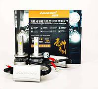 LED автолампи діодні Аozoom D1S D2S D3S D4S прожектор для лінз Canbus 80Вт 8400Лм 5500K 12В, фото 1