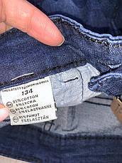 Джинсові шорти Grace 134 зростання., фото 3