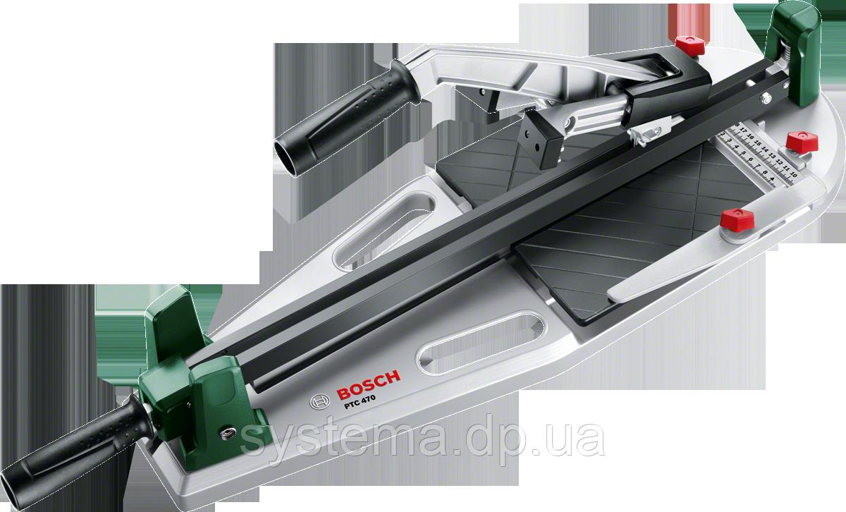 BOSCH PTC 470 - Плиткорез
