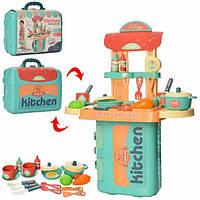 Ігровий набір-кухня-трансформер,дитяча кухня,кухонька,кухня 008-976 a