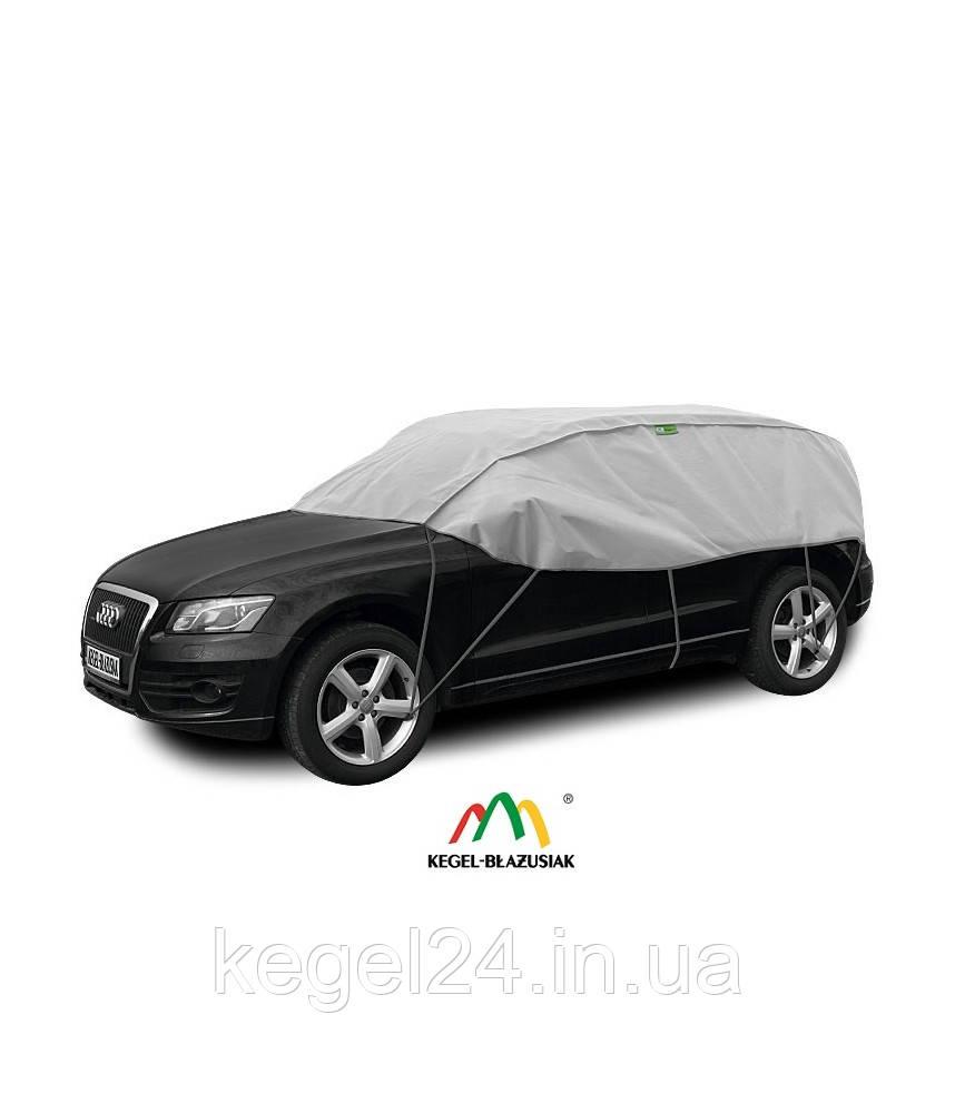 """Чохол-тент (полутент) для автомобіля """"OPTIMIO"""" , розмір SUV (L 300-330 cm) ОРИГІНАЛ! Офіційна Гарантія!"""